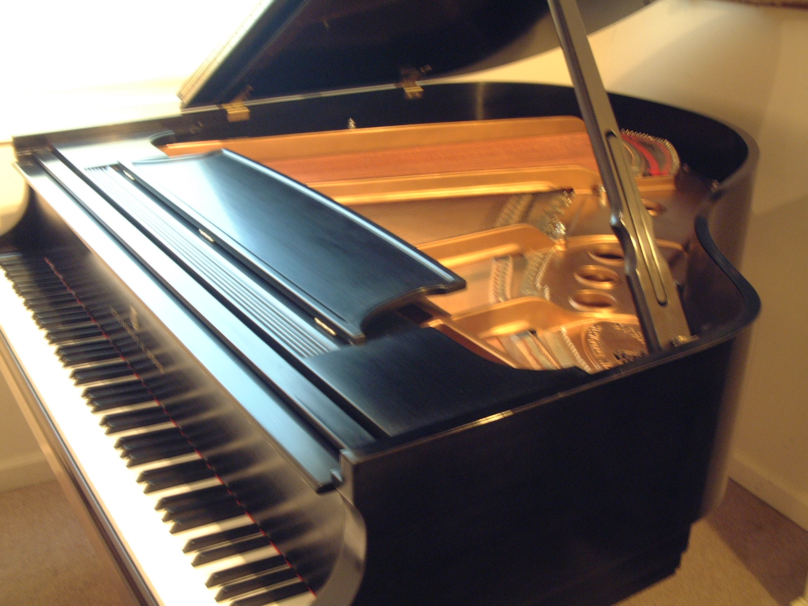 Steinway And Sons model S 1954, New-York